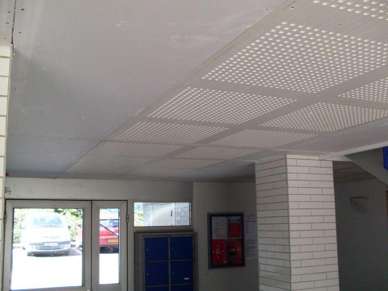 Travaux de faux plafond bart pargaud pargaud for Travaux faux plafond